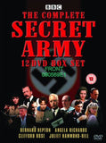 Secret Army - The Complete BBC Series 1, 2 & 3 [DVD]
