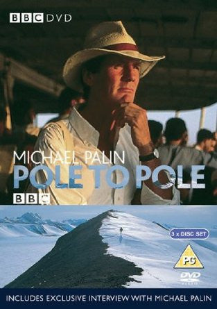 Michael Palin - Pole to Pole [DVD]