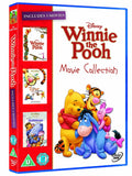 The Winnie the Pooh Movie Collection (Heffalump Movie/ Tigger Movie) [DVD]