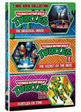 Teenage Mutant Ninja Turtles - The Movie Collection [DVD]