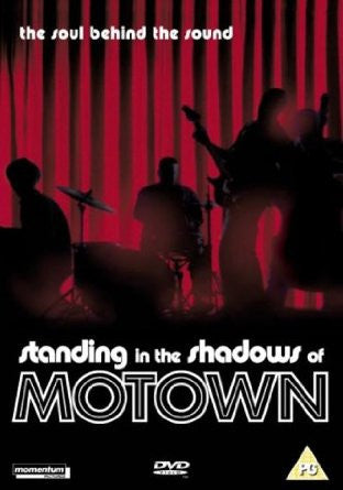 Standing in the Shadows of Motown [DVD]