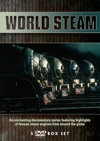 World Steam Today Collection - Box Set [DVD]