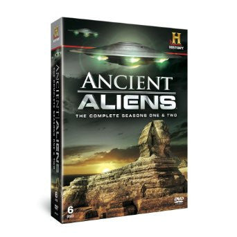 Ancient Aliens - The Complete Seasons 1 & 2 [DVD]