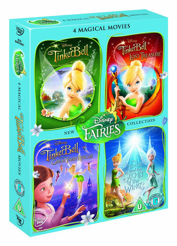 Tinker Bell Collection [DVD]