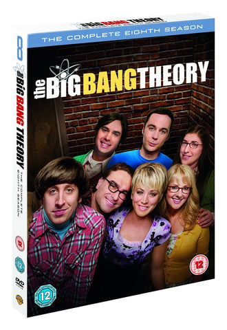 The Big Bang Theory - Season 8 [DVD]