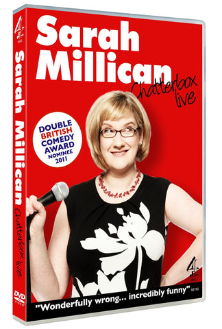 Sarah Millican Chatterbox (Live) [DVD]