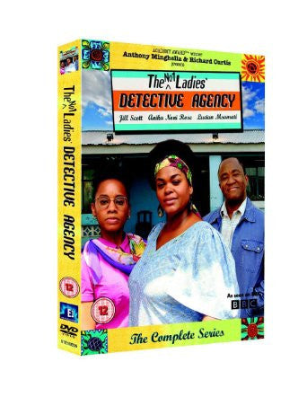 No. 1 Ladies' Detective Agency - The Complete Series [DVD]