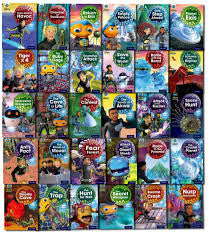 Project X Alien Adventures 31 Books Collection - Series 1