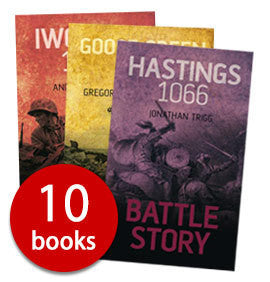 Battle Story 10 Books Collection