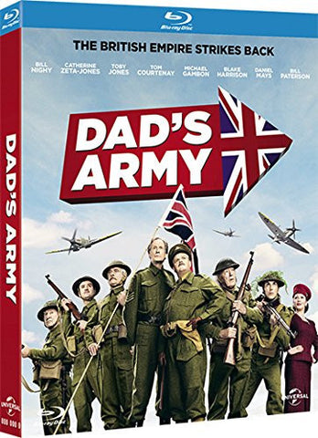 Dad's Army [Blu-ray] [2016]