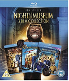 Night at the Museum 1-3 Box Set [Blu-ray]