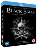 Black Sails Seasons 1 and 2 [Blu-ray]