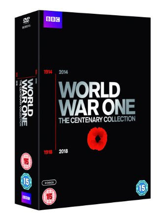World War One - The Centenary Collection [DVD]