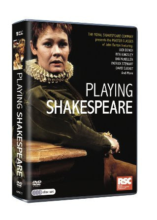 Playing Shakespeare [DVD]