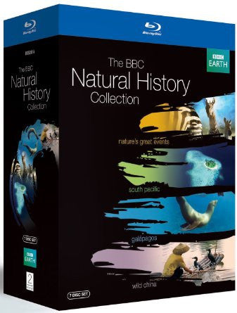 BBC Natural History Collection Box Set [Blu-ray]