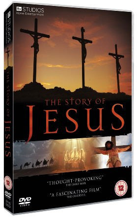 The Story of Jesus [DVD]