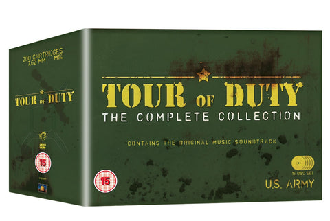 Tour of Duty - Complete [DVD]