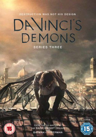 Da Vinci's Demons - Series 3 [DVD] [2016]