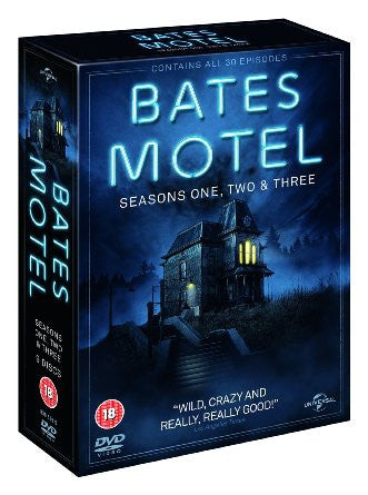 Bates Motel - Season 1-3 [DVD]