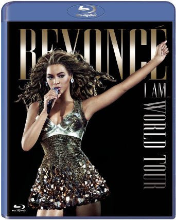Beyoncé: I Am... World Tour [Blu-ray] [2010] [Region Free]