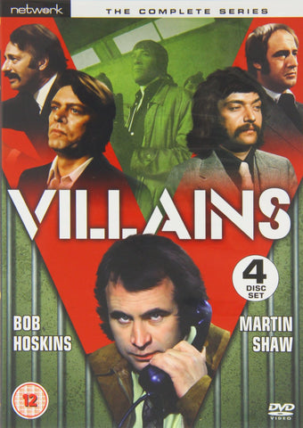 Villains - The Complete Series [DVD]