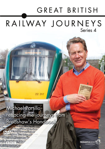 Great British Railway Journeys: Series 4 [DVD]