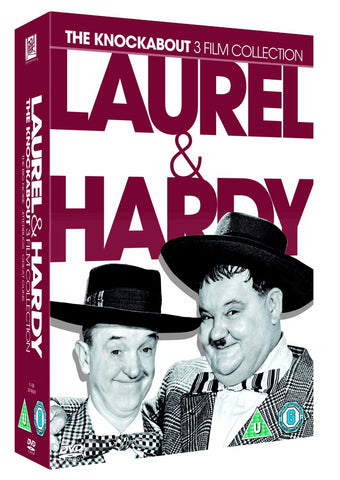 Laurel & Hardy: The Knockabout 3 Film Collection [DVD] [1941]