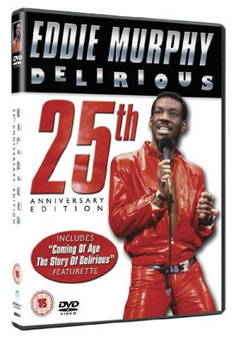 Eddie Murphy Delirious 25th Anniversary Edition [DVD]