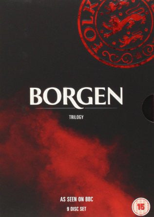 Borgen Trilogy [DVD]