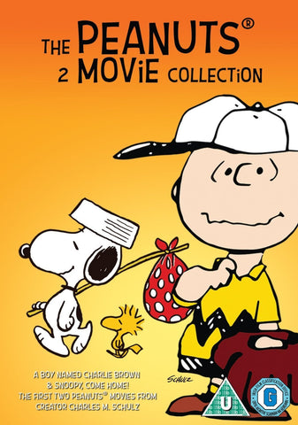 The Peanuts - 2 Movie Collection: Snoopy Come Home & A Boy Named Charlie Brown [DVD]