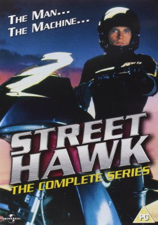Street Hawk - The Complete Series [DVD]