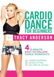 Tracy Anderson: Cardio Dance For Beginners [DVD]