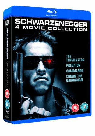 Arnold Schwarzenegger Collection [Blu-ray]