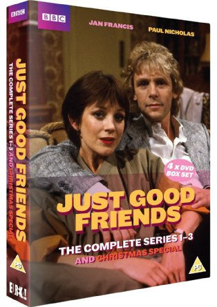 Just Good Friends: The Complete Series 1-3 [DVD]