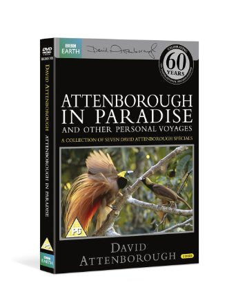 Attenborough in Paradise [DVD]