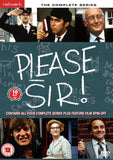 Please Sir! - The Complete Series Box Set [DVD]