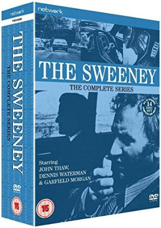 The Sweeney - The Complete Series [DVD]