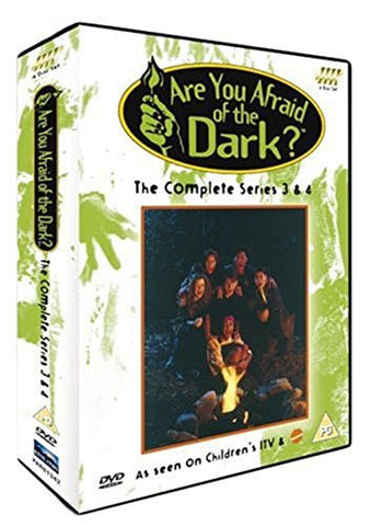 Are You Afraid of the Dark? - The Complete Series 3 & 4 [1994] [DVD]