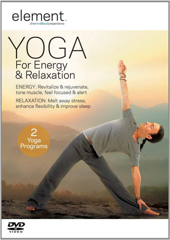 Element: Yoga For Energy And Relaxation [DVD]