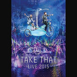 Take That Live 2015 [DVD]