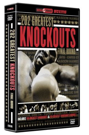 202 Greatest Knockouts [DVD]
