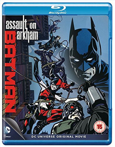 Batman: Assault On Arkham [Blu-ray]