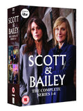 Scott & Bailey - Series 1-4 [DVD]