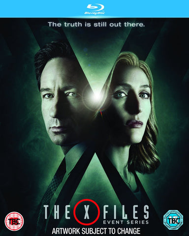The X-Files: Event Series [Blu-ray]