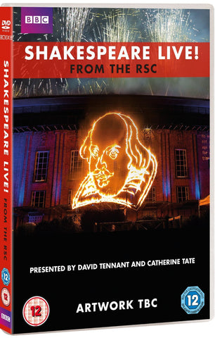 Shakespeare Live! [DVD]