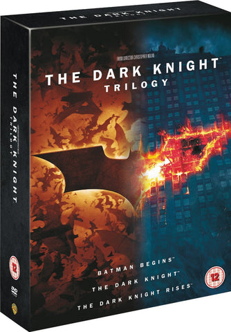 The Dark Knight Trilogy [DVD]