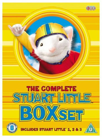 The Complete Stuart Little (3 Disc Box Set) [DVD]