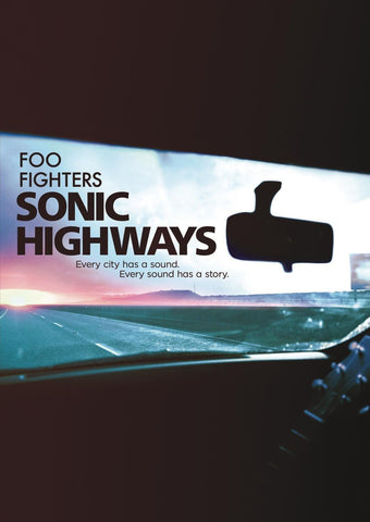 Foo Fighters: Sonic Highways [DVD] [2015]