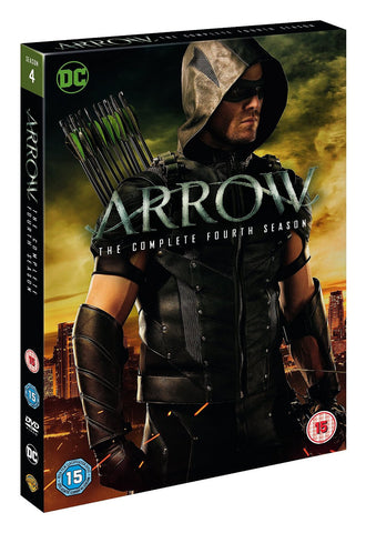 Arrow - Season 4 [DVD] [2016]