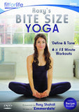 Roxys Bite Size Yoga Define & Tone - Fit For Life Series [DVD]